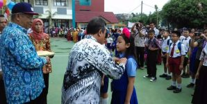 BINUS SCHOOL SERPONG EL 4G WINNING 2ND PLACE AT THE SERPONG UTARA DISTRICT ARTS & PHYSICAL EDUCATION COMPETITION