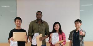 7 Mahasiswa  Menjuarai Ajang Pemrograman Internasional