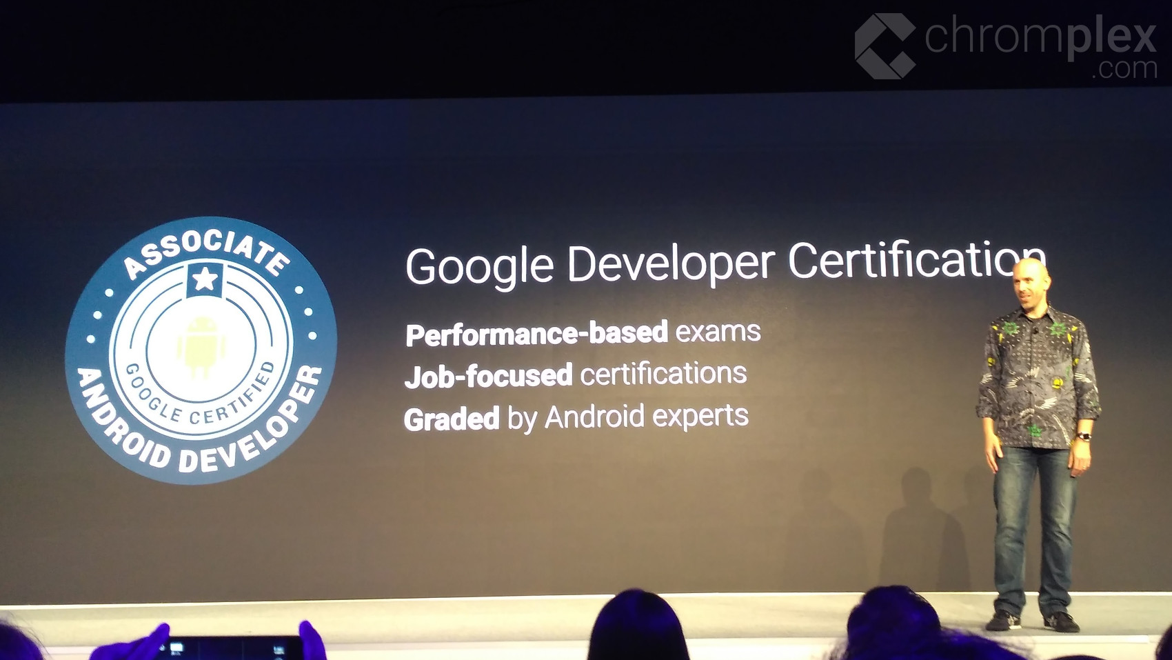 Google-Developer-Certification